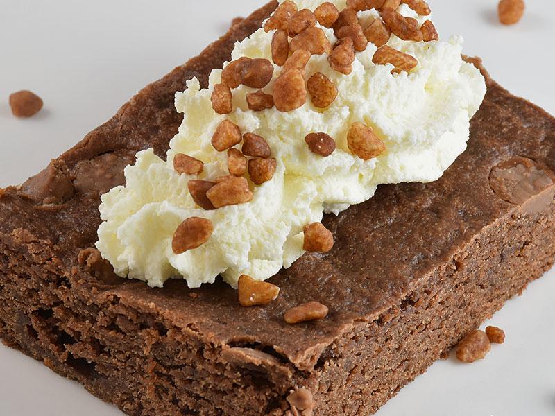Additions Cinnamon Crunch Chocolate And Cinnamon Crunch Cakes