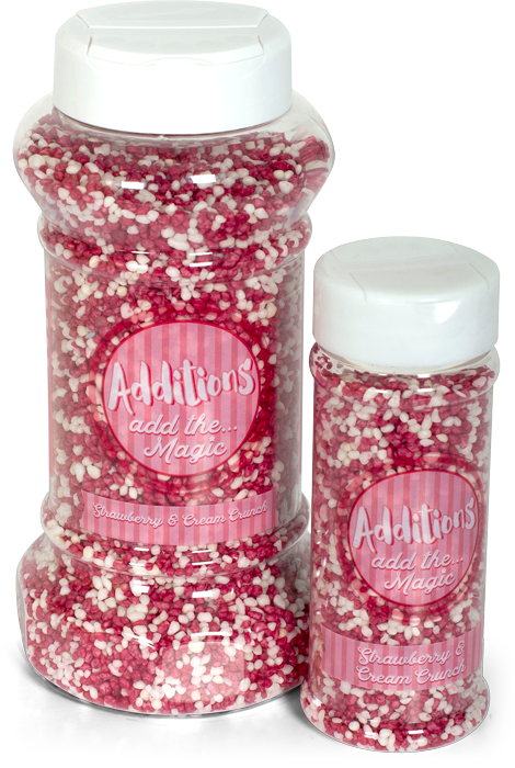 Additions Wholesale Food Service Strawberry And Cream Crunch