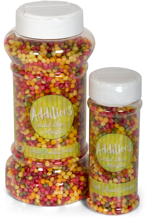 Additions Wholesale Food Service Tutti Fruiti Fudge