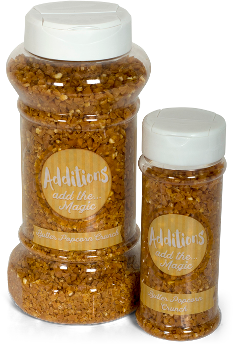 Additions Wholesale Food Service Butter Popcorn Crunch